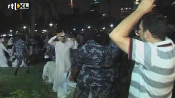 RTL Nieuws Hevige rellen in Koeweit