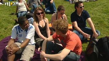 RTL Nieuws Zonnige bevrijdingsfestivals druk bezocht