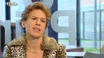 RTL Nieuws Hoogleraar Stoker over Gerd Leers
