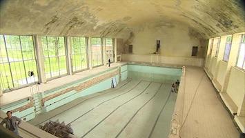 RTL Nieuws Kijkje in het vergeten Olympische dorp van Hitler