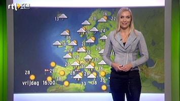 RTL Weer Vakantie Update 8 augustus 2013 12:00 uur