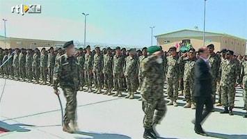 RTL Nieuws Afghanen baas in beruchte Bagram-gevangenis