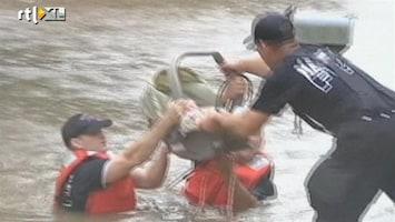RTL Nieuws Plotselinge overstromingen in Tennessee