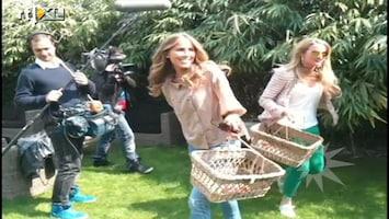 RTL Boulevard Eieren zoeken op Danie Bles Lente Event 4