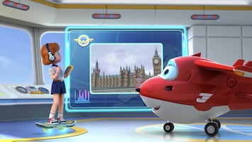 Super Wings De kleine detective