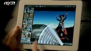 RTL Nieuws Nieuwe iPad 23 maart in Nederland
