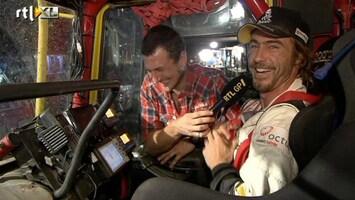 RTL GP: Dakar 2011 Labrie en Zegers