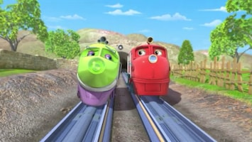 Chuggington Medaille Race - Onthoud De Route