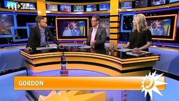 RTL Boulevard Gordon over einde relatie Raoul