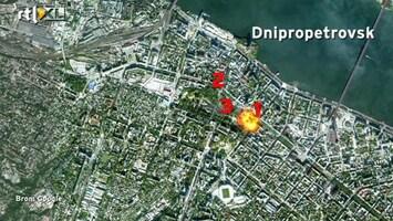 RTL Nieuws 27 gewonden bij aanslagen Oekraïne