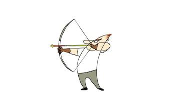 Doodle - Archer
