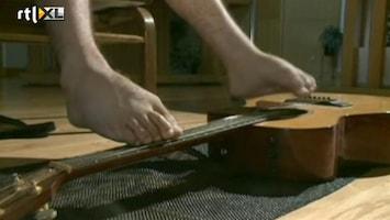RTL Nieuws Muzikale voeten