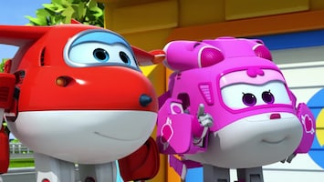 Super Wings Schattenjacht