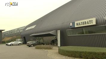 RTL Nieuws Sportwagendealer Hessing failliet