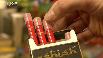 RTL Nieuws Shisha-roken niet schadelijk genoeg voor verbod