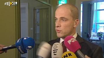 RTL Nieuws Diederik Samsom reageert op vertrek Co Verdaas
