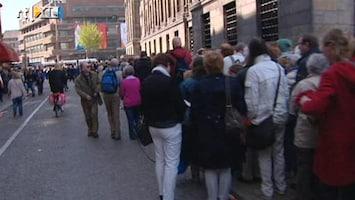 RTL Nieuws Lang wachten voor Nieuwe Kerk
