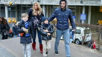 RTL Boulevard Rafael en Sylvie weer samen gespot