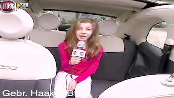 X Factor Fiat 500 Backseat Auditions: Emanuela