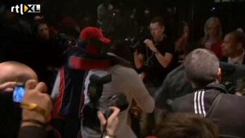 RTL Nieuws Boxers slaags op persconferentie
