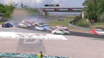 RTL GP: WTCC Duwen en trekken tijdens het WTCC