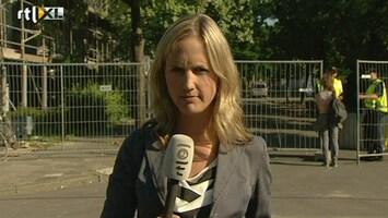 RTL Nieuws Britta Sanders: Situatie Kanaleneiland niet heel gevaarlijk