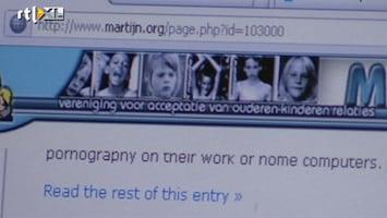 RTL Nieuws Misschien toch verbod op pedoclub Martijn