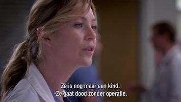 Grey's Anatomy Freedom (part 2)