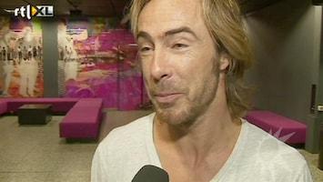 RTL Boulevard Chris Zegers repeteert met NNO voor Beatlesconcert