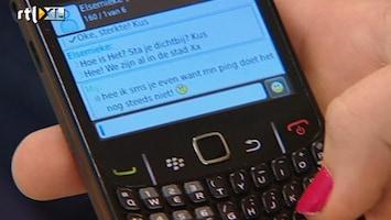 RTL Nieuws Nog steeds geen ping, mail of tweet op Blackberry