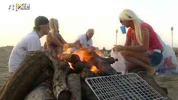 Oh Oh Cherso - Bbq Op Het Strand