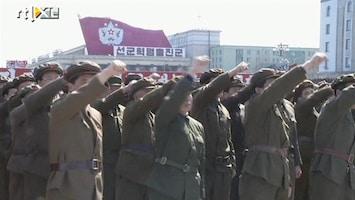 RTL Nieuws Noord-Korea zet rakketten klaar voor aanval