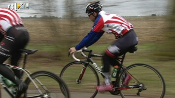 RTL Nieuws Amerikaanse wielertalenten in Limburg