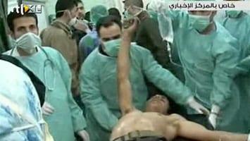 RTL Nieuws 'Rebellen Syrië gebruiken chemische wapens'