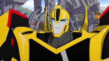 Transformers Robots In Disguise - Afl. 22
