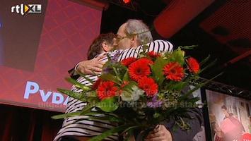 RTL Nieuws PvdA rollend over straat
