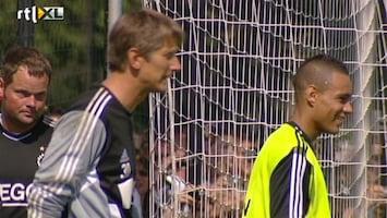 RTL Nieuws Van der Sar traint nog één keer met Ajax