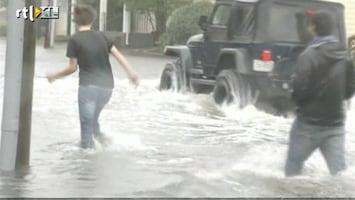 RTL Nieuws Oosten VS maakt zich op voor zware tropische storm