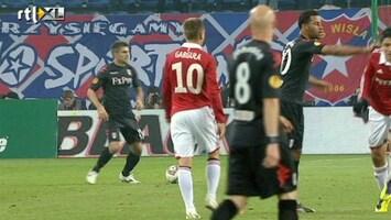 Rtl Voetbal: Uefa Cup - Wisla Krakow - Fulham