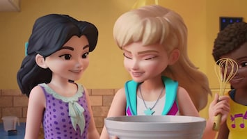 Lego Friends: Girls On A Mission - De Logee