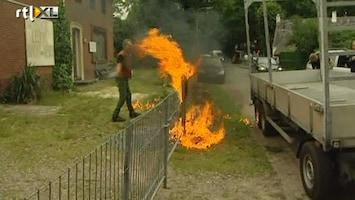 RTL Nieuws Uitspraak brandbommengooier laat op zich wachten