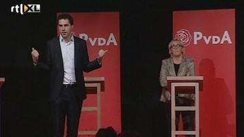 RTL Nieuws Kandidaten PvdA presenteren zich