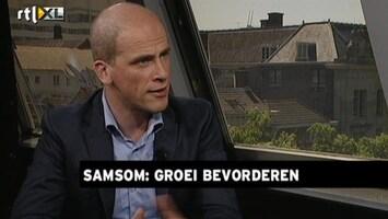 RTL Nieuws Samsom: 'Verkeerde route uit de crisis'