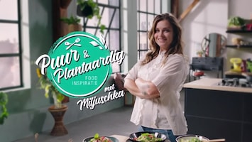 Puur En Plantaardig Met Miljuschka - Fatima: Pasta Gegrilde Groenten