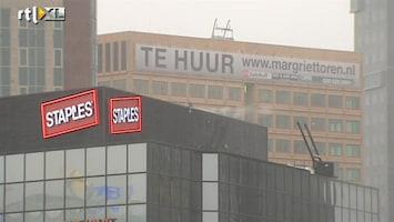 RTL Nieuws Miljoenen vierkante meters onverhuurd