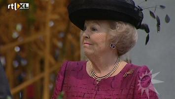 RTL Boulevard Koningin Beatrix opent Floriade
