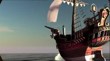 Piet Piraat Piraten vangen