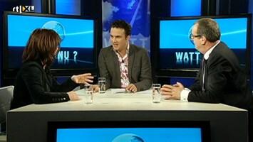 Watt Nu?! (RTL Z) Afl. 1