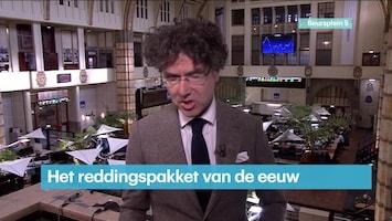 RTL Z Voorbeurs Aflevering 61 mega-steunpakket VS lijkt nu genoeg