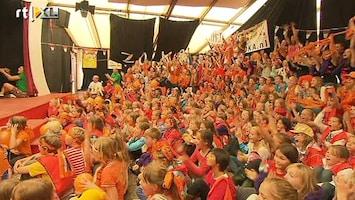 RTL Nieuws Zonderland volksheld onder jonge turners